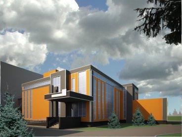 Проектирование учреждения здравоохранения - медицинского комплекса
