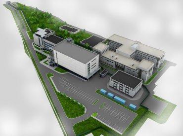 Проектирование научно-исследовательских комплексов и лабораторий