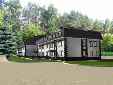 Проектирование жилого сооружения