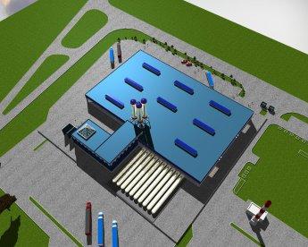 Проектирование промышленного здания