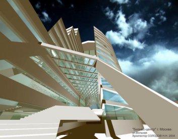 Проектирование офисного здания, бизнес-центра