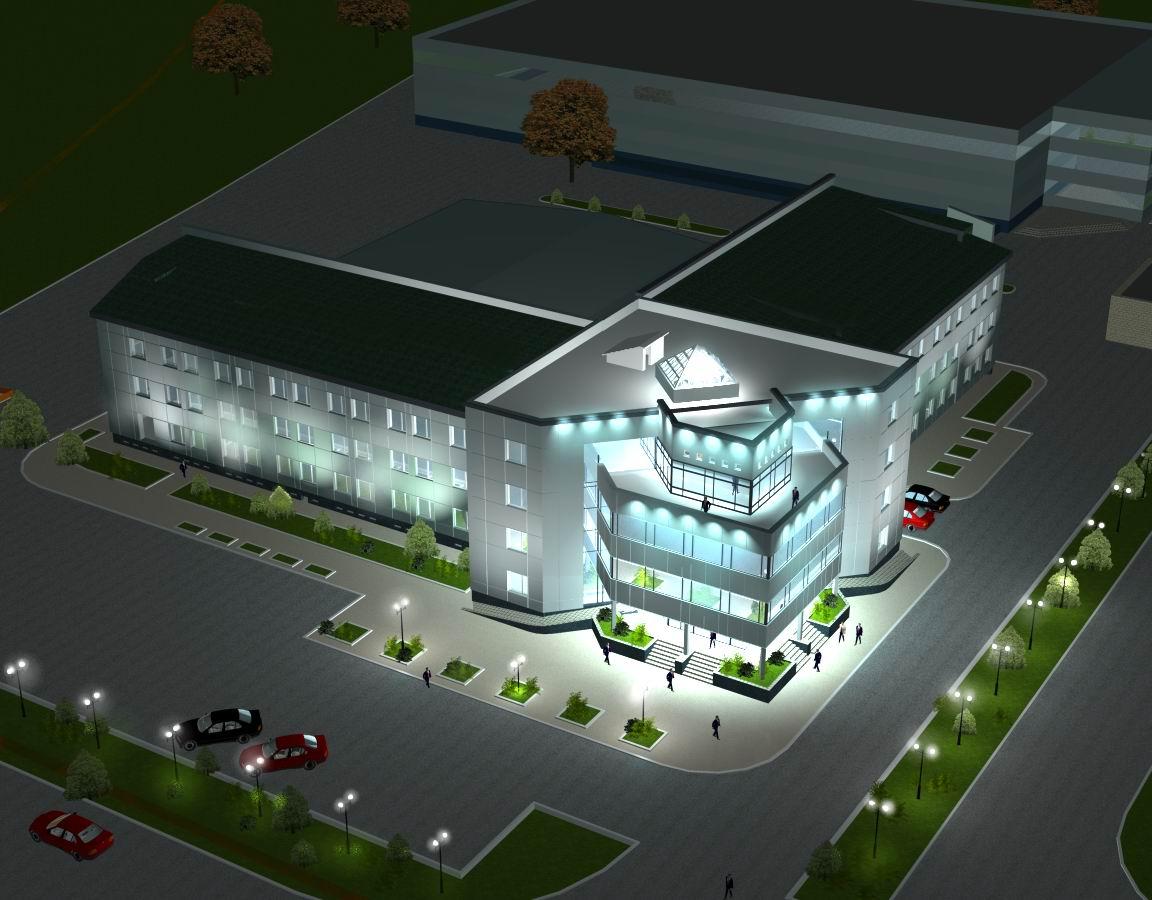 Проектирование торгово-развлекательного центра, Москва
