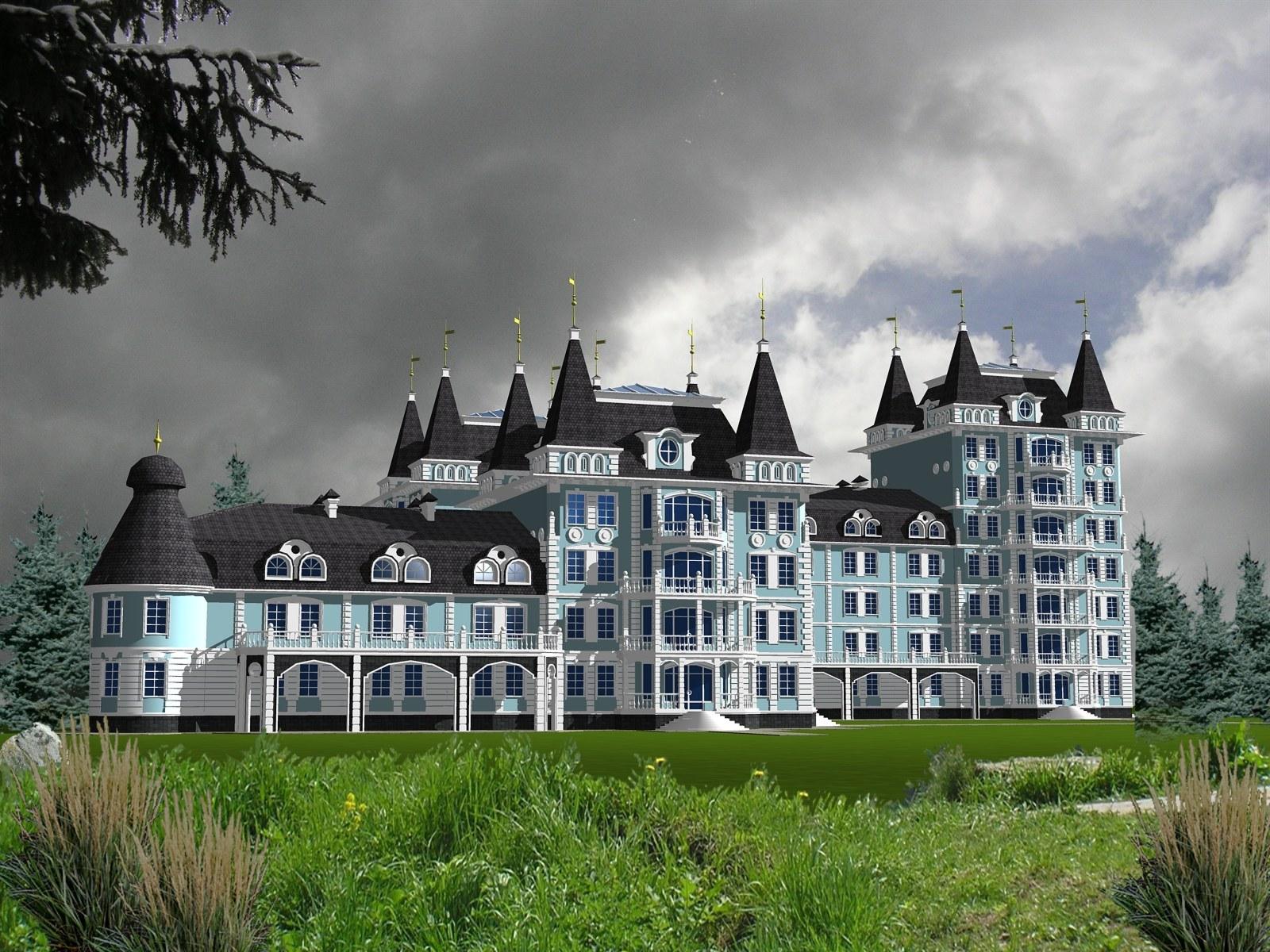 Проектирование жилого здания