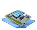 Проектирование заводов, промышленных предприятий и зданий, производственных зданий
