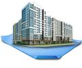 Генеральные планы жилых микрорайонов