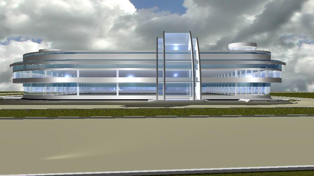 Проектирование склада, складского комплекса